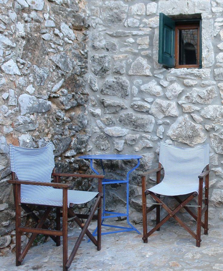 Chios, Avgonima