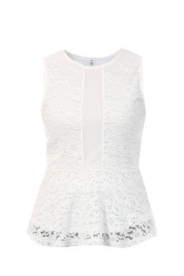 Lace Peplum Top Mr Price Pinterest Dresses Skater Dress And