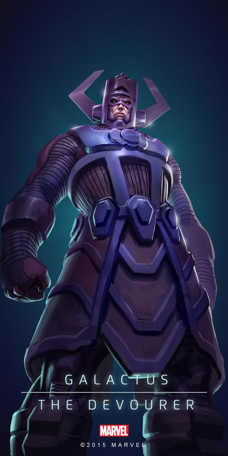 #Galactus #Fan #Art. (GELACTUS - THE DEVOURER IN: MARVEL'S PUZZLE QUEST!) BY: AMADEUS CHO! (THE * 5 * STÅR * ÅWARD * OF: * AW YEAH, IT'S MAJOR ÅWESOMENESS!!!™) [THANK U 4 PINNING!!!<·><]<©>ÅÅÅ+(OB4E)(IT'S THE MOST ADDICTING GAME ON THE PLANET, YOU HAVE BEEN WARNED!!!)