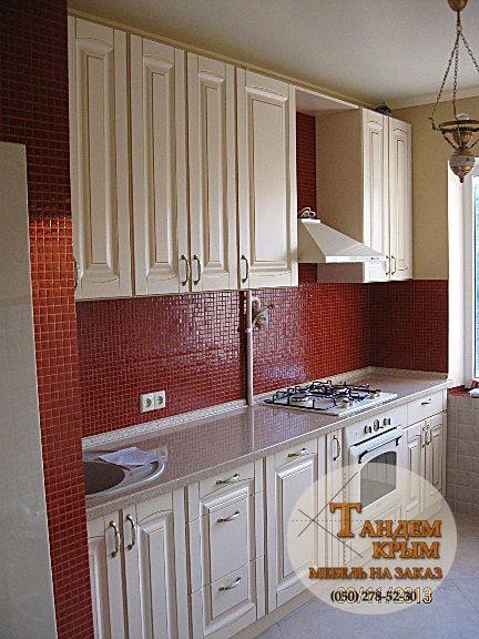 Кухонная мебель на заказ фото 82