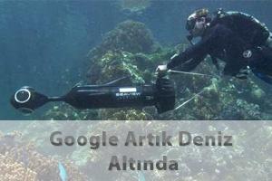 Haber Google Artık Deniz Altında