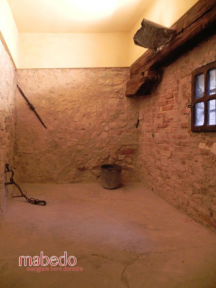 Le prigioni femminili del Castello Dal Verme di Zavattarello
