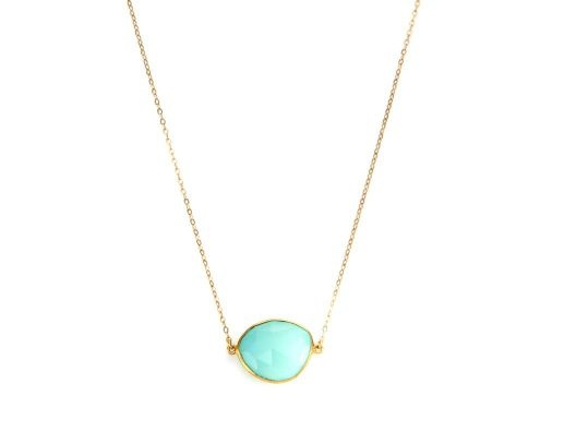 Sonya Renee Big Gem Necklace from Kelly Rutherford on OpenSky