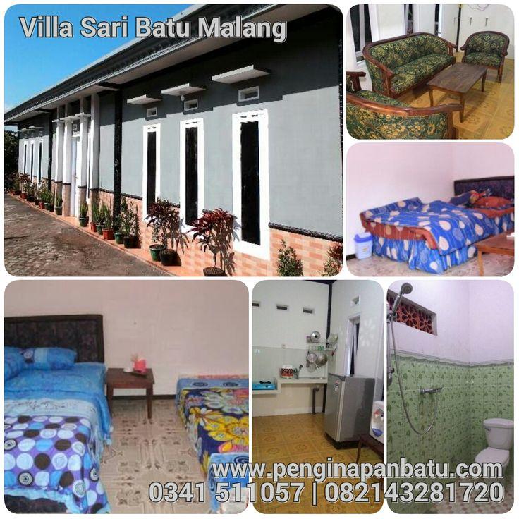 Villa Mayangsari Penginapan Batu dekat BNS