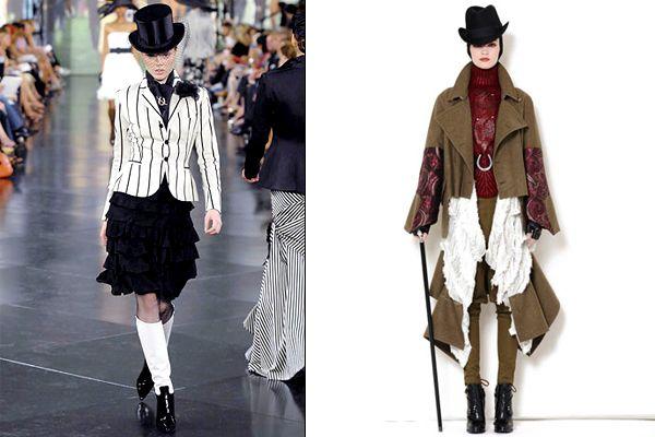 viktoriánus öltözködés - steampunk :D
