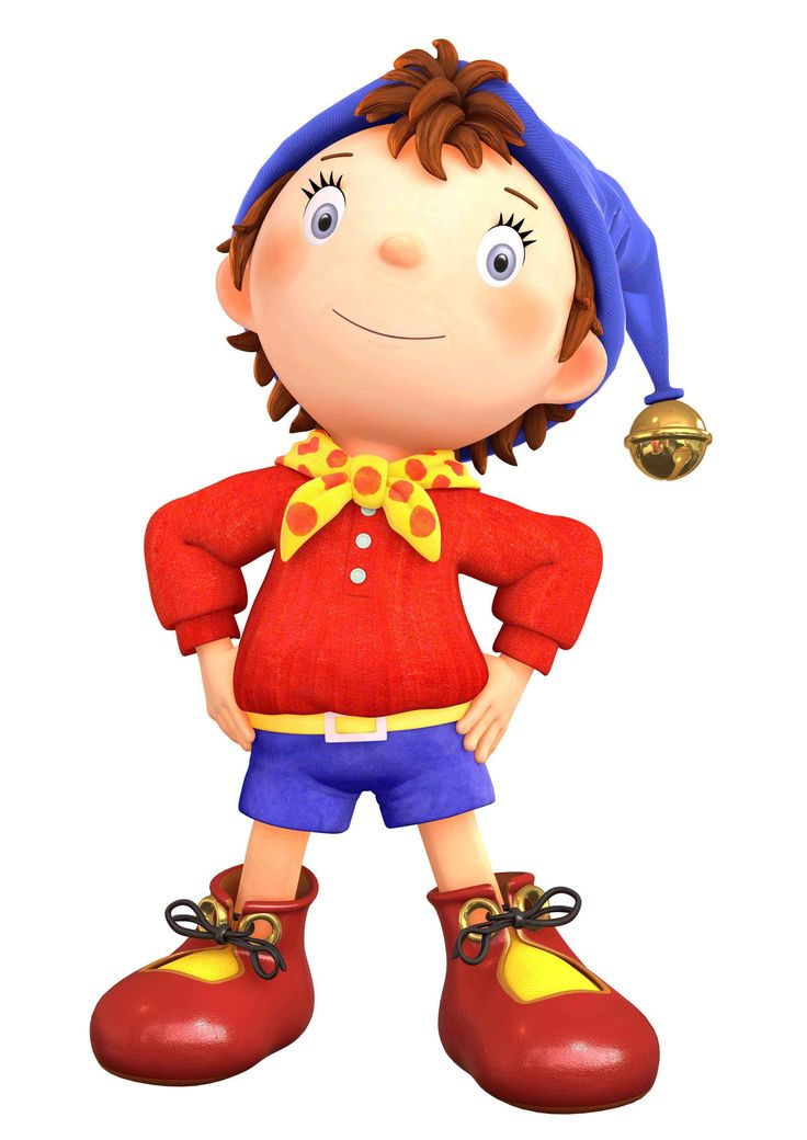 This guy was awesome. I miss Noddy. :-(