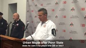Trending News : Ohio State football: Does it matter to Urban Meyer...