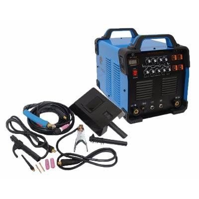 Máquina Inversora De Solda Eletrodo Tig Ac/dc Alumínio 200am - R$ 3.939,90