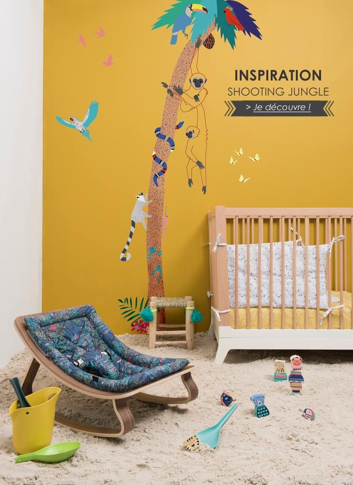 1503 best images about habitaciones infantiles y for Decoracion de habitaciones para bebes