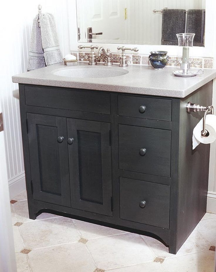 1000 ideas about small bathroom vanities on 14482