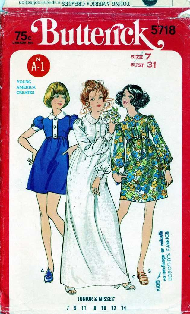 2177 Best Vintage Sewing Patterns Images On Pinterest