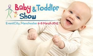 Groupon - Baby & Toddler Show Manchester Entry for £5.50 at EventCity (50% Off) in Urmston. Groupon deal price: £5.50