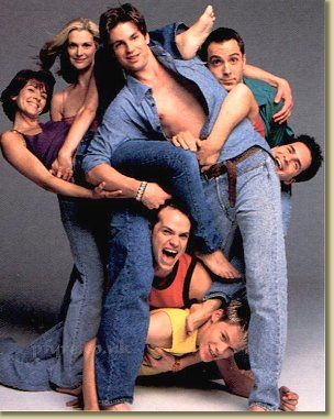 Queer as Folk. ♥ I am absolutely positive I will never love a show as much as I love this show.