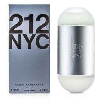 212 NYC Eau De Toilette Spray - 2x50ml-1.7oz