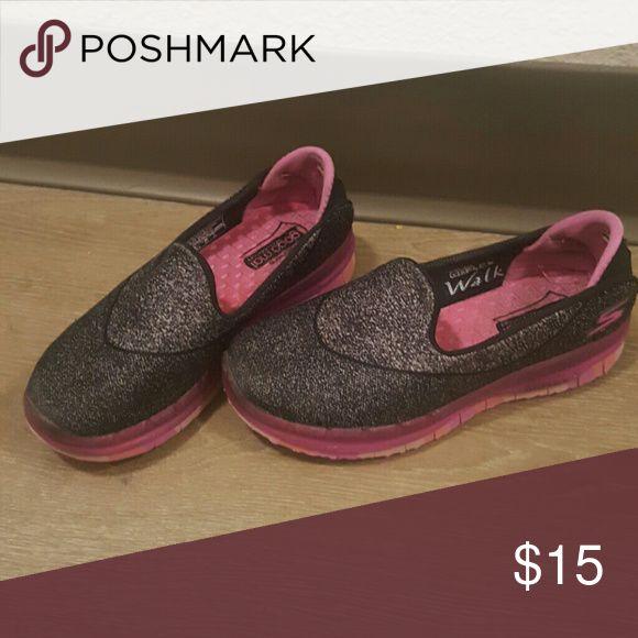Skechers for little girl Go walks for toddler girl Skechers Shoes Sneakers