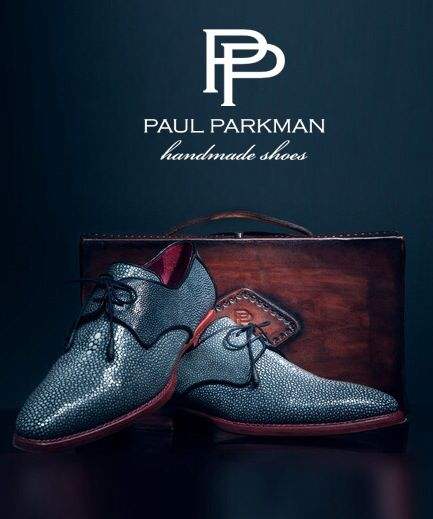 PAUL PARKMAN GENUINE STINGRAY  www.paulparkman.com