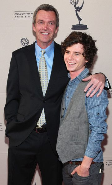 "Neil Flynn and Charlie McDermott Photos - The Academy Of Television Arts & Sciences Presents An Evening With ""The Middle"" - Arrivals - Zimbio"