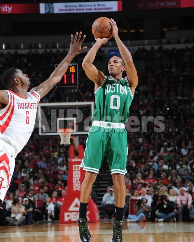 Boston Celtics v Houston Rockets by Bill Baptist Sports Photo - 20 x 25 cm 3fef0cd0c