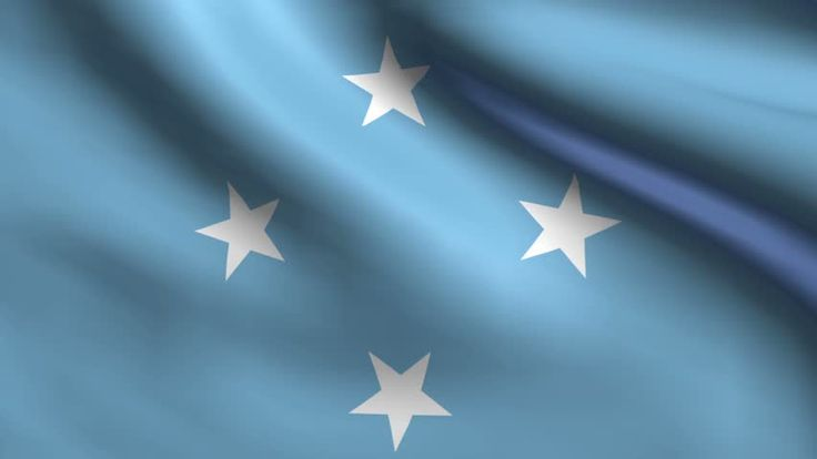 Federated States of Micronesia Flag