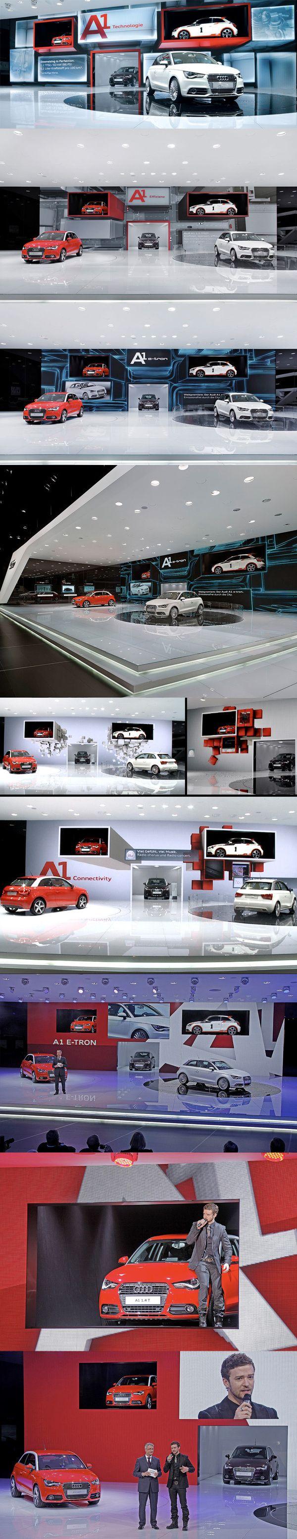Audi Geneva 2010