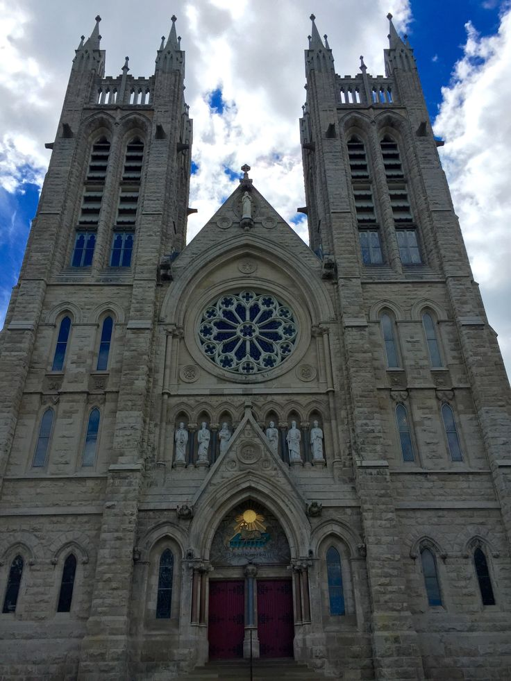 Basilica of Our Lady Immaculate in Guelph, Ontario
