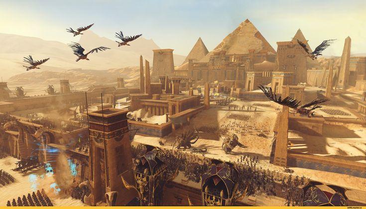 Total War Warhammer :: Total War :: Игры / красивые картинки и арты, гифки, прикольные комиксы, интересные статьи по теме.