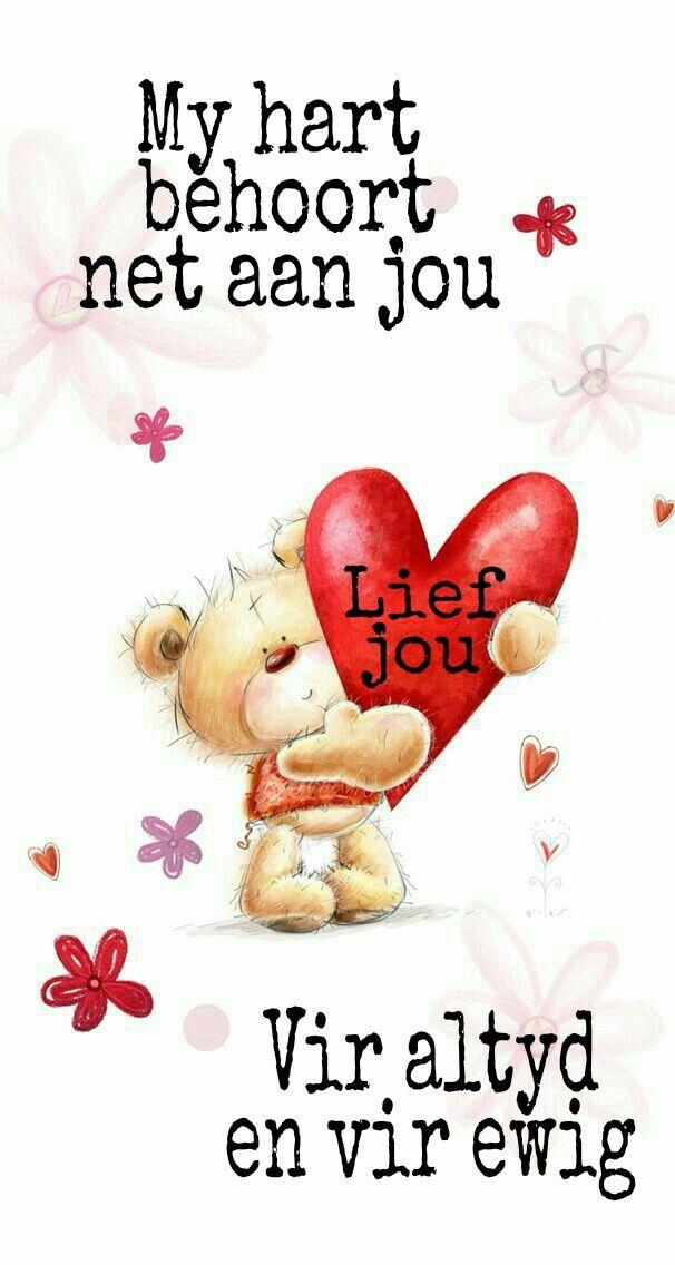 My hart behoort net aan jou