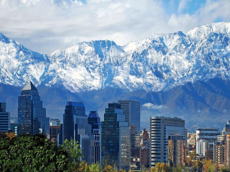 Chile Pictures of Country | San Cristobal Tower, Santiago: Chile Hotel : Condé Nast Traveler