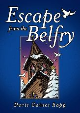 A boy sneaks into town and lives in the belfry of a church while his  mother is in the hospital and his dad hasn't come home from WWII. Published April 2013