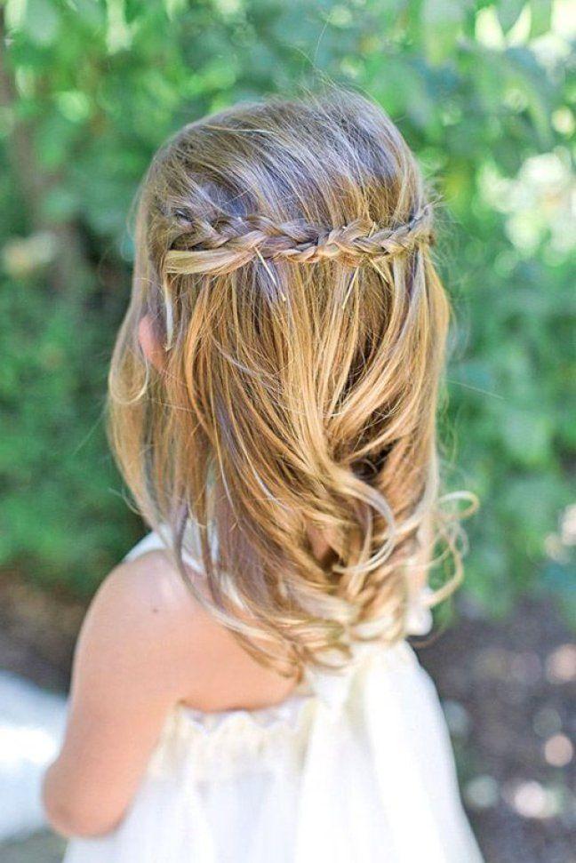 Сharming peinados de niñas Imagen De Tendencias De Color De Pelo - 39 best Peinados de niñas fáciles images on Pinterest ...