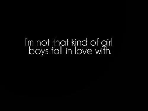 I just need my boy bands and internet friends! I don't need no relationship!