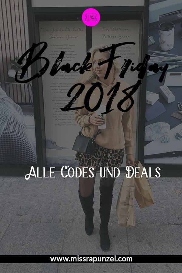 97bbd21a1d157b Black Friday 2018 - Alle wichtigen Rabattcodes und Deals hier!! IIhr sucht  die besten