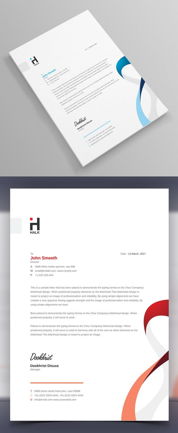 best corporate stationery design templates graphics design blogs