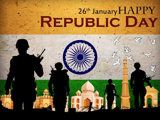 Happy Republic Day January 26, 2021 Images, Pictures and