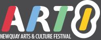 23 – 26 May 2014: Art8 - Newquay Arts and Culture Festival. The festival is a feast for the senses, including all aspects of fine art, dance, design, photography, word, drama, music and craft.