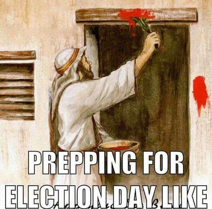 Judgement it is. | Baptist Humor