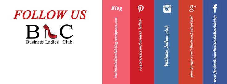 Follow us!  #Blog #Pinterest #Instagram #Google+ #Facebook #BLC