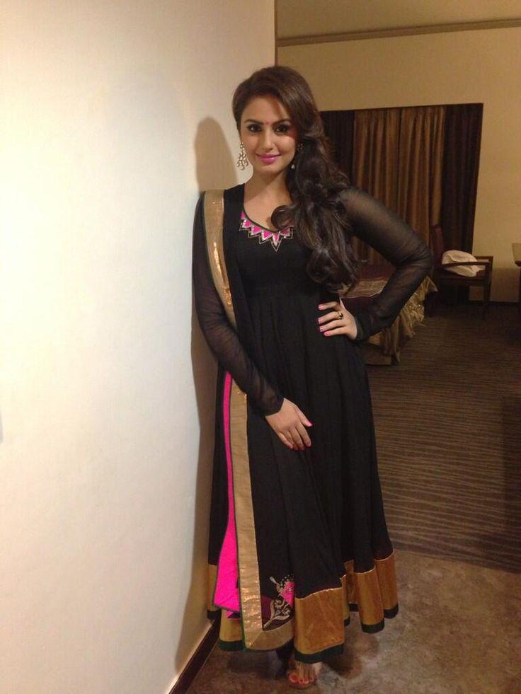 Huma Qureshi in Pune for Dahi Handi. #Bollywood #Fashion #Style