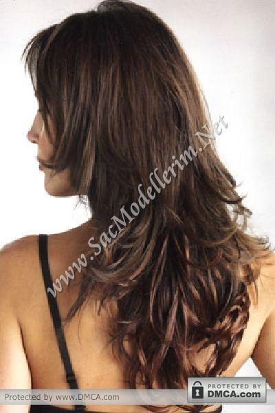 #sacmodelleri #sacmodellerim.net Katlı Saç Kesim Modelleri