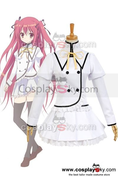 Bladedance of Elementalers Claire Rouge Dress Cosplay Costume $59.00 http://cosplaysky.com/bladedance-of-elementalers-claire-rouge-dress-cosplay-costume.html