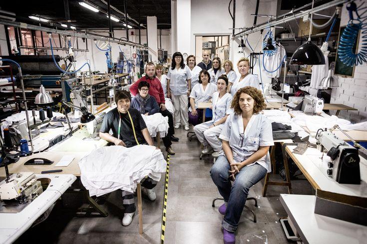 Retratos de grupos en espacios de trabajo | kinokistudio