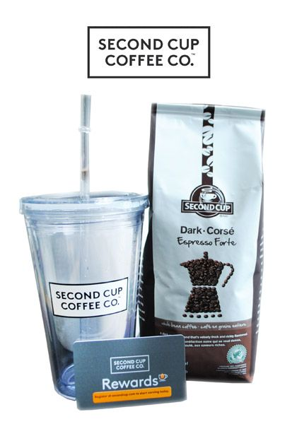 divine.ca seasonal freshness with Second Cup contest