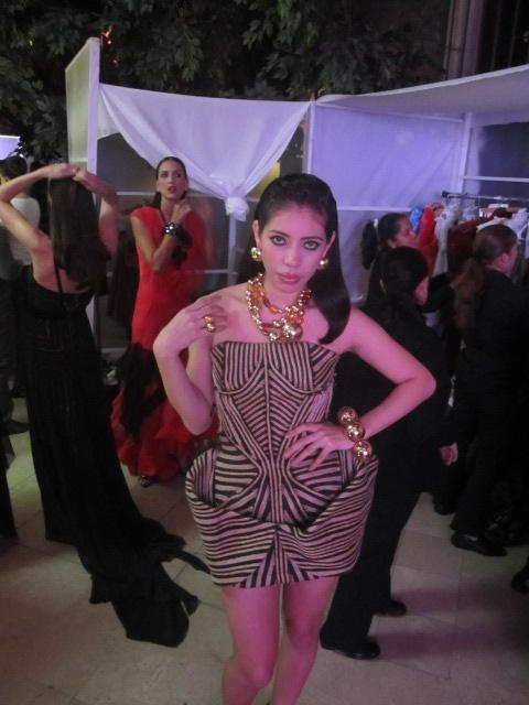 Mexico's Next Top Model y El Reforma. Amira.