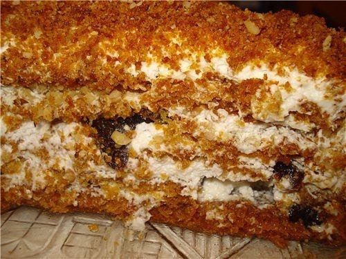 рецепты тортов с фото особенный