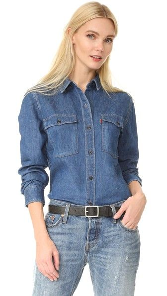 Levi's '70s Western Shirt
