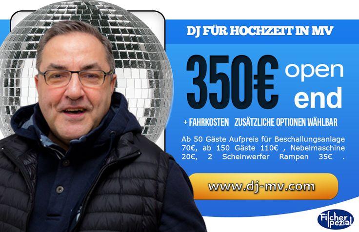 #DJ für #Hochzeit #Geburtstag #Firmenfeier Urlaubertanz im #Hotel  #Künslerquartier #Seezeichen #Ahrenshoop