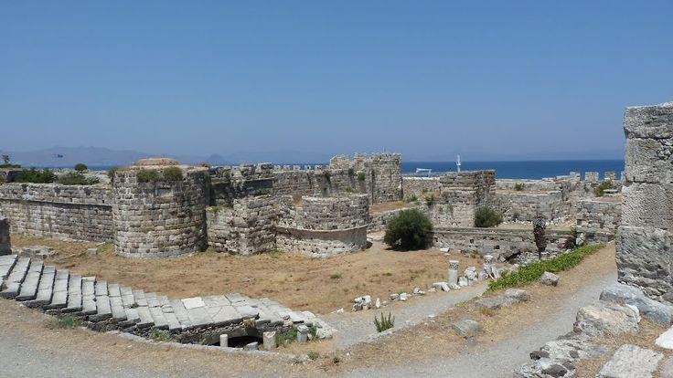 Castle of Neratzia - Kos