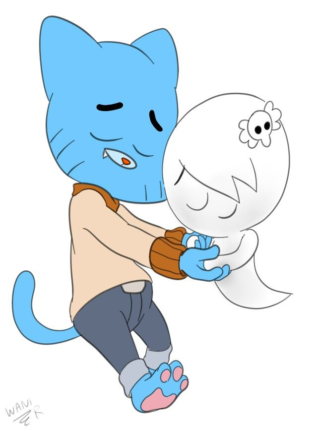 Gumball X Carrie The Amazing World Of Gumball