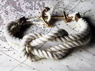 Triton Knot Bracelets from Kiel James Patrick