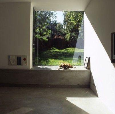 window seat - jamie forbert architects